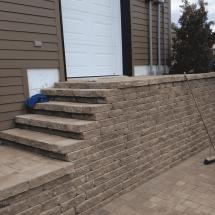 Aménagement paysager résidentiel dans la Ville de Québec